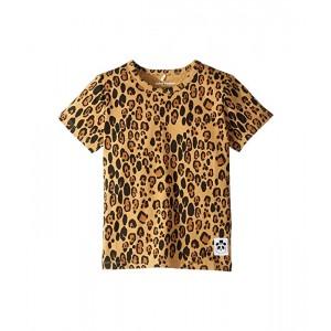 Basic Leopard Short Sleeve Tee (Infant/Toddler/Little Kids/Big Kids)