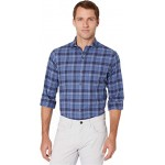 Polo Ralph Lauren Classic Fit Plaid Twill Shirt Nitetime Blue/Navy Multi