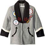 Graig Shawl Embroidered Jacket (Toddler/Little Kids/Big Kids)