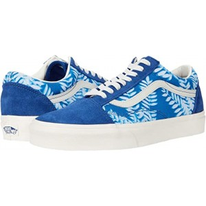 Vans Old Skool Solar Floral True Blue/Marshmallow