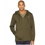 Vent Hooded Jacket Forest Night