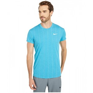Nike Court Short Sleeve Challenger Top