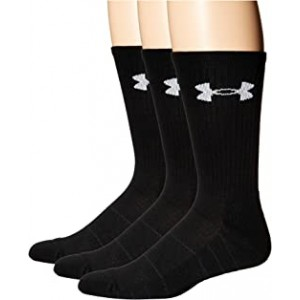 UA Elevated Performance 3-Pack Crew