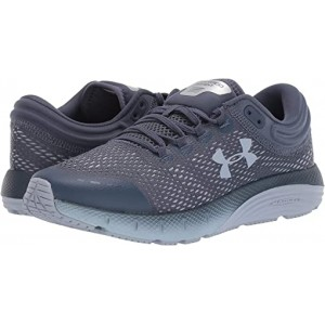 Under Armour Charged Bandit 5 Downpour Gray/Black/Blue Heights