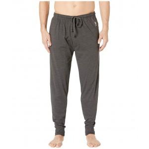 Core Knit Jogger Pants Charcoal