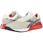 Reebok Nano 9 White/Primal Red/Collegiate Navy