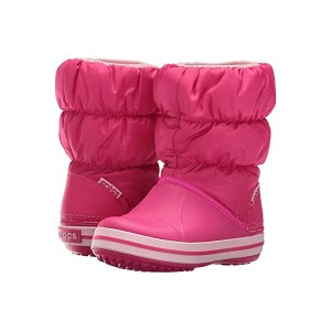 Winter Puff Boot (Toddler/Youth) Candy Pink
