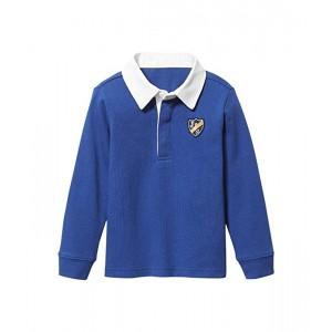 Long Sleeved Rugby Tee (Toddler/Little Kids/Big Kids)