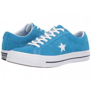 One Star - Ox Blue Hero/White/White