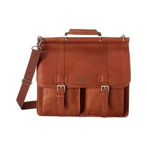 Colombian Leather - Dowel Rod/Portfolio Computer Case