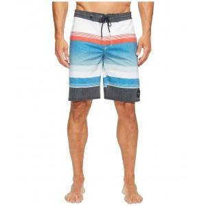 """Swell Vision 20"""" Beach Shorts Estate Blue"""