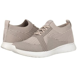 FitFlop Marble Knit Slip-On Sneaker Mink/Grey