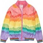Rainbow Bomber Jacket (Toddler/Little Kids/Big Kids)