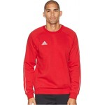 Core 18 Sweat Top Power Red/White