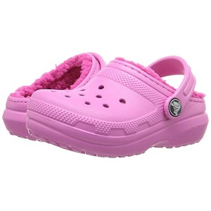 Classic Lined Clog (Toddler/Little Kid) Party Pink/Candy Pink