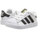 adidas Originals Kids Superstar (Infantu002FToddler) White/Black