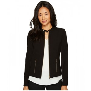 Lux Jacket with Zip