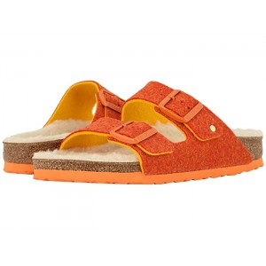 Arizona Wool Doubleface Orange