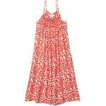 Sleeveless Hearts Viscose Dress (Toddler/Little Kids/Big Kids)