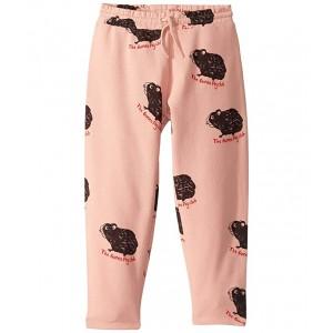 Guinea Pig Sweatpants (Toddler/Little Kids/Big Kids) Pink