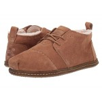TOMS Bota Toffee Suede/Faux Shearling