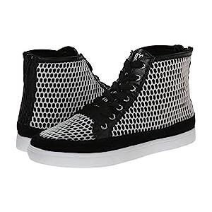 Bachney White/Black Multi Fabric
