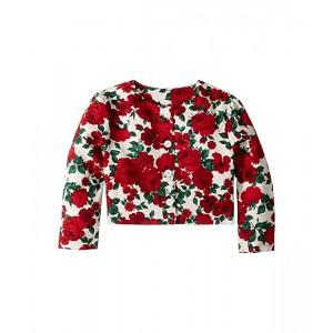 Floral Jacquard Jacket (Toddler/Little Kids/Big Kids)