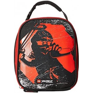 Ninjago Red Ninja Lunch Bag
