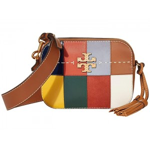 Mcgraw Patchwork Camera Bag Assam