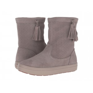 LodgePoint Suede Pull-On Boot Mushroom