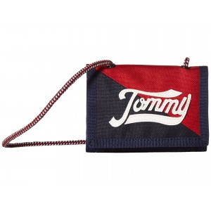 Daly Trifold Wallet Navy/Multi