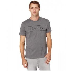 Athleisure Logo Crew Neck T-Shirt