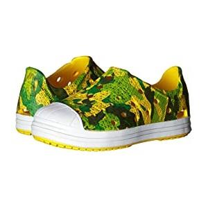 Bump It Camo Shoe (Toddler/Little Kid) Grass Green
