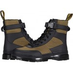 Dr. Martens Combs Tech Black/DMS Olive
