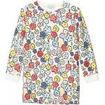 Smiling Flowers Sweatshirt Dress (Toddler/Little Kids/Big Kids)