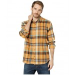 Boulder Ridge Long Sleeve Flannel Valencia Large Plaid