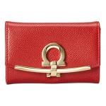 Icona Ganchio Leather Key Case