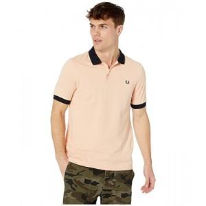 Color Block Pique Shirt