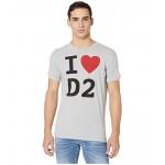 I _ 3 D2 Jersey T-Shirt