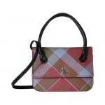 Edinburgh Small Handbag Vivienne's Tartan