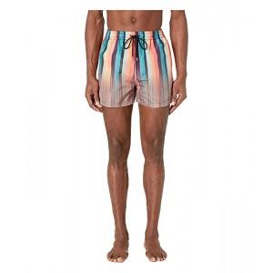 Artist/Multistripe Mix Classic Swim Shorts