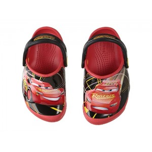 CrocsFunLab Lights Cars 3 (Toddler/Little Kid) Flame