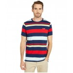 Levis Gracewood Short Sleeve T-Shirt Chinese Red