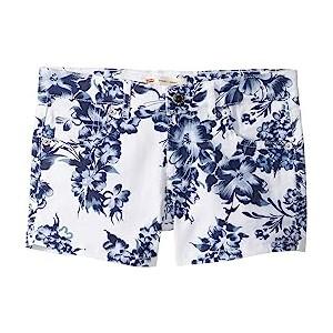 710 Super Skinny Fit Soft Brushed Shorty Shorts (Big Kids)