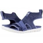 Uberknit Back Strap Sandals Indian Blue/Powder Blue