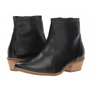 Shaw Boot Black Leather