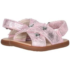 UGG Kids Allairey Stars (Infantu002FToddler) Pink Crystal