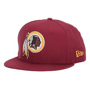 NFL Basic Snap 9FIFTY Snapback Cap - Washington Redskins