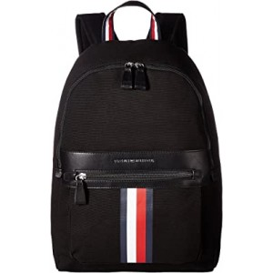 Icon Backpack Canvas Black
