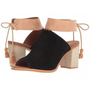 Seville Black Suede/Honey Leather